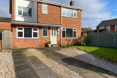 3 bedroom detached house for sale - Blythe Avenue, Congleton, Cheshire,CW12 4LQ