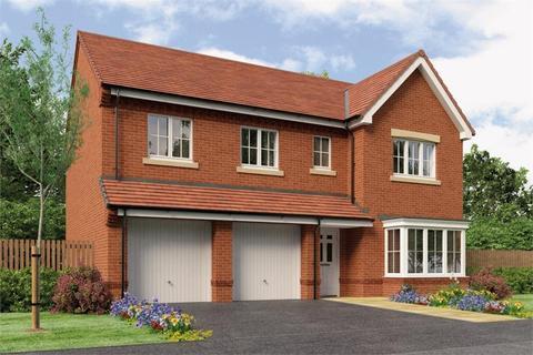 5 bedroom detached house for sale - Plot 5, The Buttermere at Portland Wynd, Off Laverock Hall Road NE24