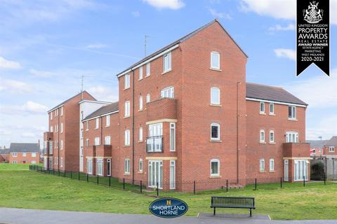 2 bedroom apartment to rent - Signals Drive, Stoke Village, Coventry, CV3 1QS