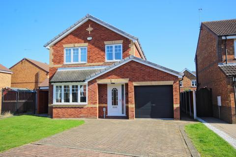 4 bedroom detached house for sale - Coriander Close, Beverley
