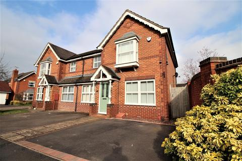 3 bedroom semi-detached house for sale - Hornbeam Close, Oadby, Leicester