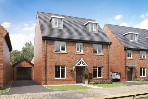 5 bedroom detached house for sale - The Felton - Plot 121 at Kings Moat Garden Village, Kings Moat Garden Village, Wrexham Road CH4