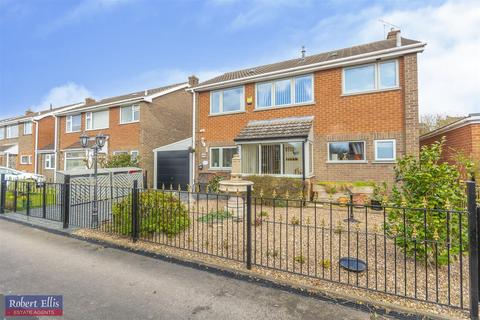 3 bedroom detached house for sale - Rutland Avenue, Toton