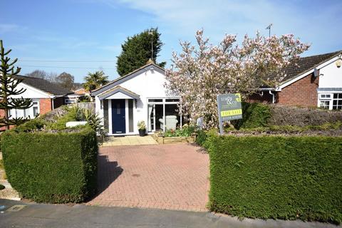 2 bedroom detached bungalow for sale - DETACHED BUNGALOW - NO CHAIN Rainsborough Gardens, Market Harborough