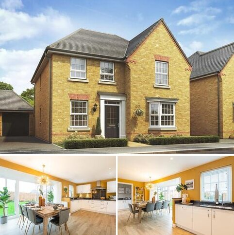 4 bedroom detached house for sale - Plot 56, Holden at Duston Gardens, Telstar Way, Duston, NORTHAMPTON NN5