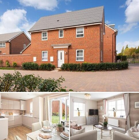 3 bedroom detached house for sale - Plot 162, Moresby at Berry Hill, Lindhurst Way West, Mansfield, MANSFIELD NG18