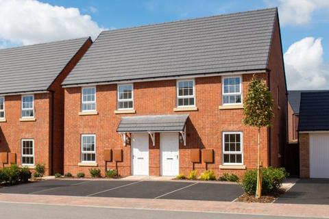 3 bedroom semi-detached house for sale - Plot 214, Finchley at New Lubbesthorpe, Tay Road, Lubbesthorpe, LEICESTER LE19