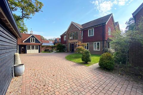 4 bedroom detached house for sale - Forest Park Road, Brockenhurst, SO42
