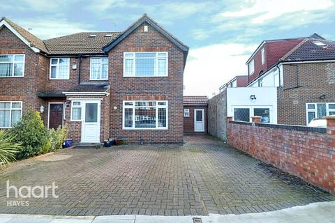 4 bedroom semi-detached house for sale - Park Lane, Hayes