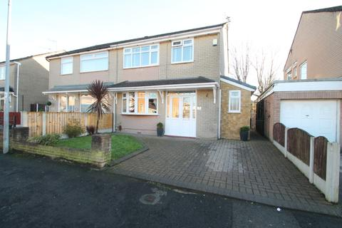 4 bedroom semi-detached house to rent - Broadway, Irlam, Salford, M44