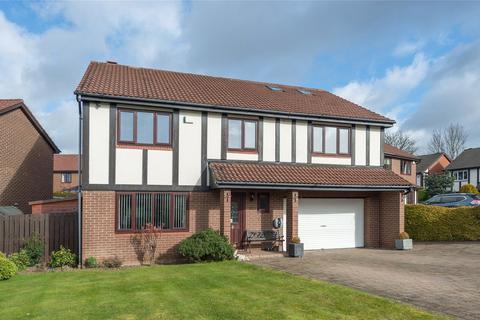 5 bedroom detached house for sale - Blagdon Close, Morpeth, Northumberland, NE61