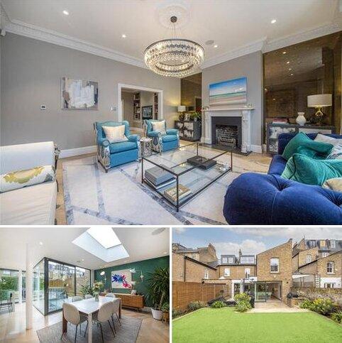 5 bedroom semi-detached house for sale - Ramsden Road, London, SW12