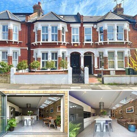 5 bedroom terraced house for sale - Rudloe Road, London, SW12