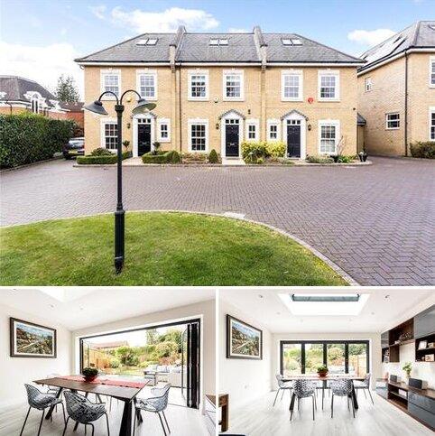 4 bedroom terraced house for sale - Vantage Mews, Northwood, Middlesex, HA6