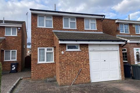 4 bedroom detached house for sale - Dunsmore Road, Luton