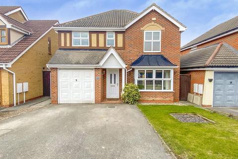 4 bedroom detached house for sale - Eley Close, Ilkeston