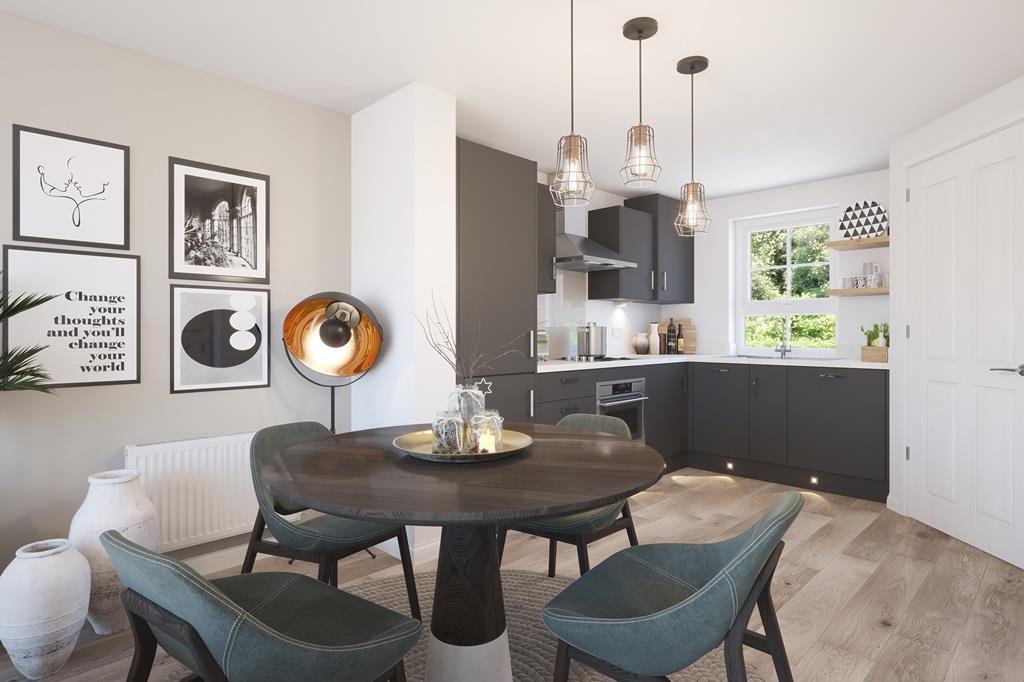 Denford Kitchen/Dining area