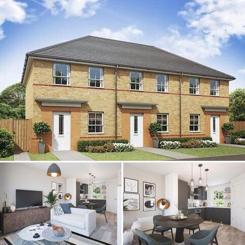 2 bedroom end of terrace house for sale - Plot 386, Denford at South Fields, Stobhill, Morpeth, MORPETH NE61