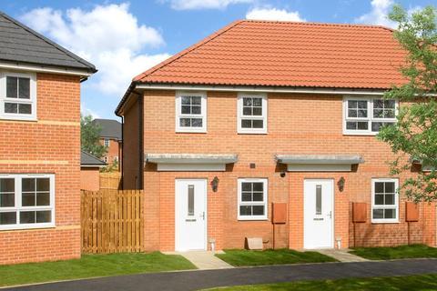 2 bedroom end of terrace house for sale - Plot 387, Denford at Cherry Tree Park, St Benedicts Way, Ryhope, SUNDERLAND SR2