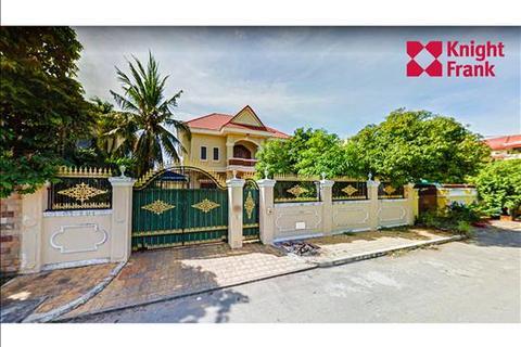 4 bedroom villa - KHSV91, Sangkat Boeung Kak2, Khan Toul Kork