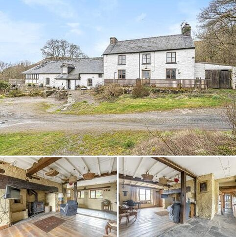 6 bedroom detached house for sale - Rhayader,  Powys,  LD6