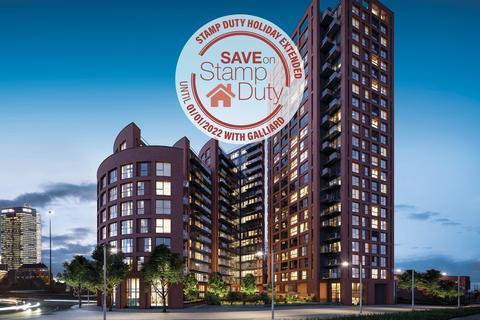 1 bedroom apartment for sale - Plot A1008, 1 Bedroom Apartment at Orchard Wharf, Orchard Wharf, Silvocea Way E14
