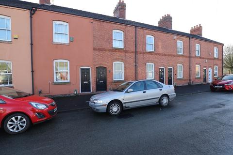 4 bedroom terraced house to rent - Chapel Street, Newcastle-under-Lyme, ST5