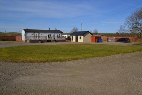 3 bedroom property with land for sale - Ponfeigh Station, Douglas Water Caravan Site, Lanark, Lanarkshire, ML11