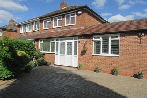 4 bedroom semi-detached house to rent - Grange Lane, Sutton Coldfield, B75 5LJ