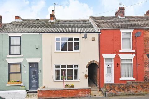 3 bedroom terraced house for sale - London Street, New Whittington, Chesterfield, S43 2AQ
