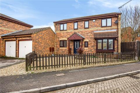 4 bedroom link detached house for sale - Rathbone Close, Crownhill, Milton Keynes, MK8