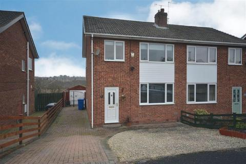 3 bedroom semi-detached house for sale - Muirfield Close, Tapton, Chesterfield, S41 0SS