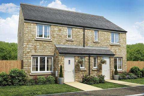 3 bedroom semi-detached house for sale - Plot 160, The Hanbury  at Persimmon @ Birds Marsh View, Griffin Walk, Off Langley Road SN15