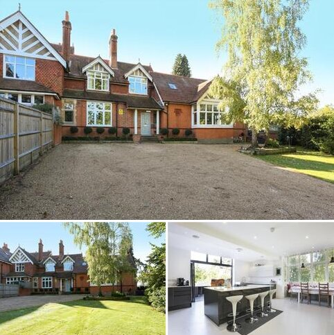 5 bedroom semi-detached house to rent - Butler Road, Bagshot, Surrey, GU19