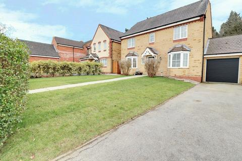 4 bedroom link detached house for sale - Woodlands, Grange Park