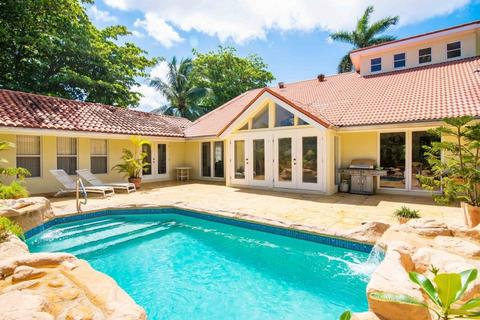 5 bedroom house - George Town, 881, Cayman Islands