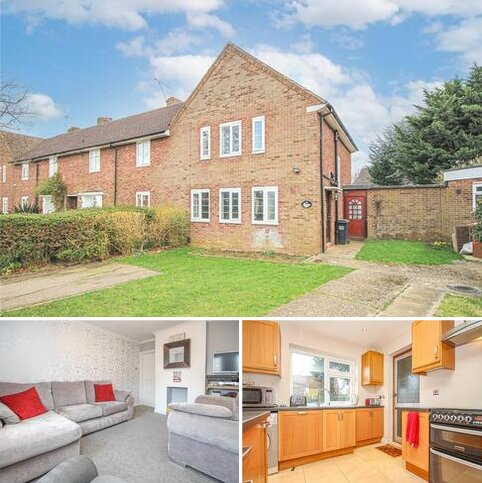 3 bedroom end of terrace house for sale - Raymonds Close, Welwyn Garden City, Hertfordshire