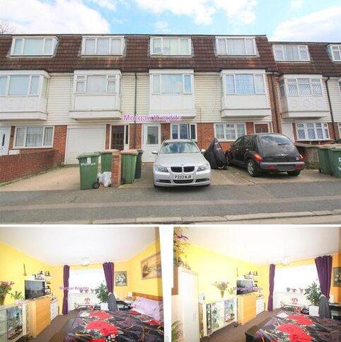 4 bedroom terraced house for sale - Wilkinson Road, Custom House, E16