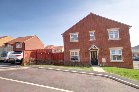 3 bedroom end of terrace house for sale - Chadwick Close, Ushaw Moor, Durham, DH7