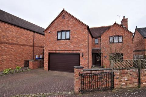 4 bedroom detached house for sale - Green Park, Checkley