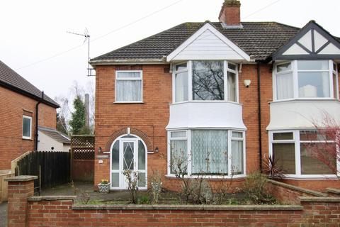3 bedroom semi-detached house for sale - Greetwell Road, Lincoln