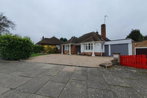3 bedroom detached bungalow for sale - Chorleywood Road, Leicester, Leicestershire