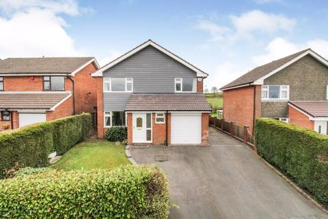 4 bedroom detached house for sale - Moorland Road, Leek, ST13
