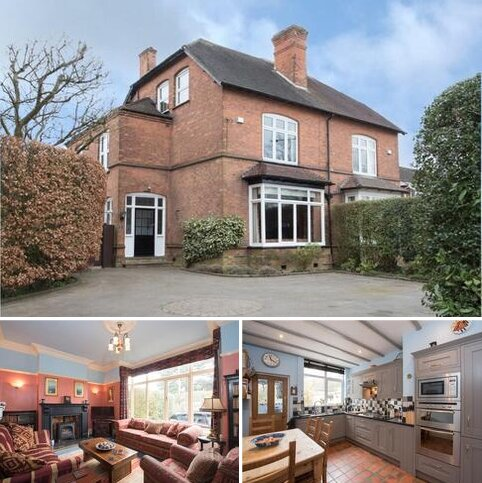 5 bedroom semi-detached house for sale - Walsall Road, Four Oaks