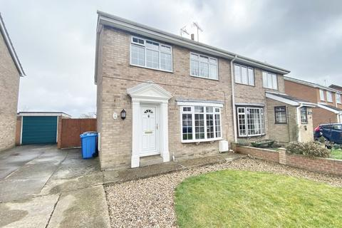 3 bedroom semi-detached house for sale - Beech View, Cranswick