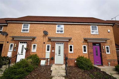 2 bedroom terraced house for sale - Reckitt Crescent, Hull, HU8
