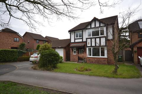 3 bedroom detached house for sale - Harrogate Close, Great Sankey, Warrington