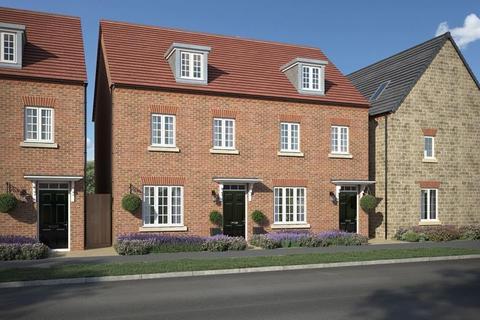 3 bedroom semi-detached house for sale - Hemins Place, Kingsmere, Bicester