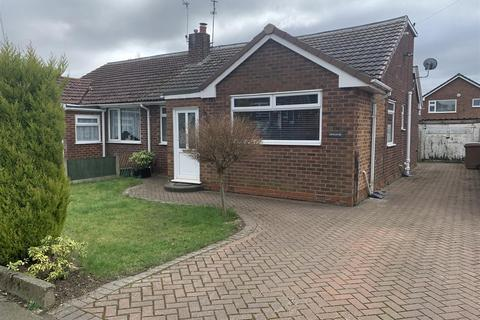 3 bedroom semi-detached bungalow for sale - Ridgmont Drive, Boothstown, Worsley M28 1JN