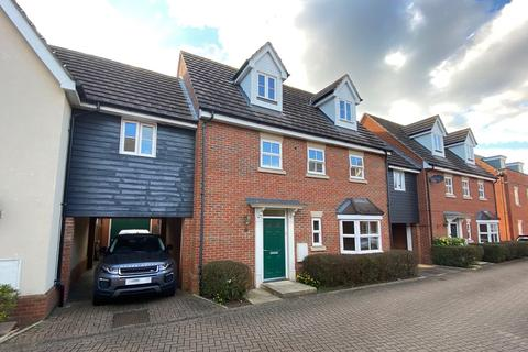 4 bedroom link detached house for sale - Taylor Way, Great Baddow, Chelmsford, CM2